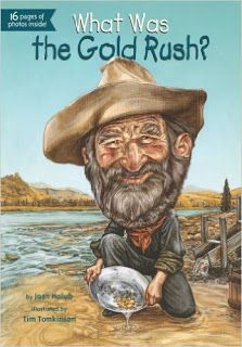 A Great Gold Rush Book I Love My Classroom Social Studies