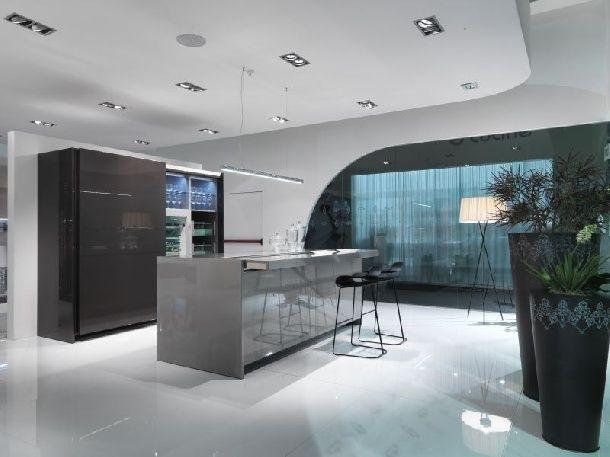 Cucina con isola Ambra Arca, Linea Quattro | Home and Furniture ...
