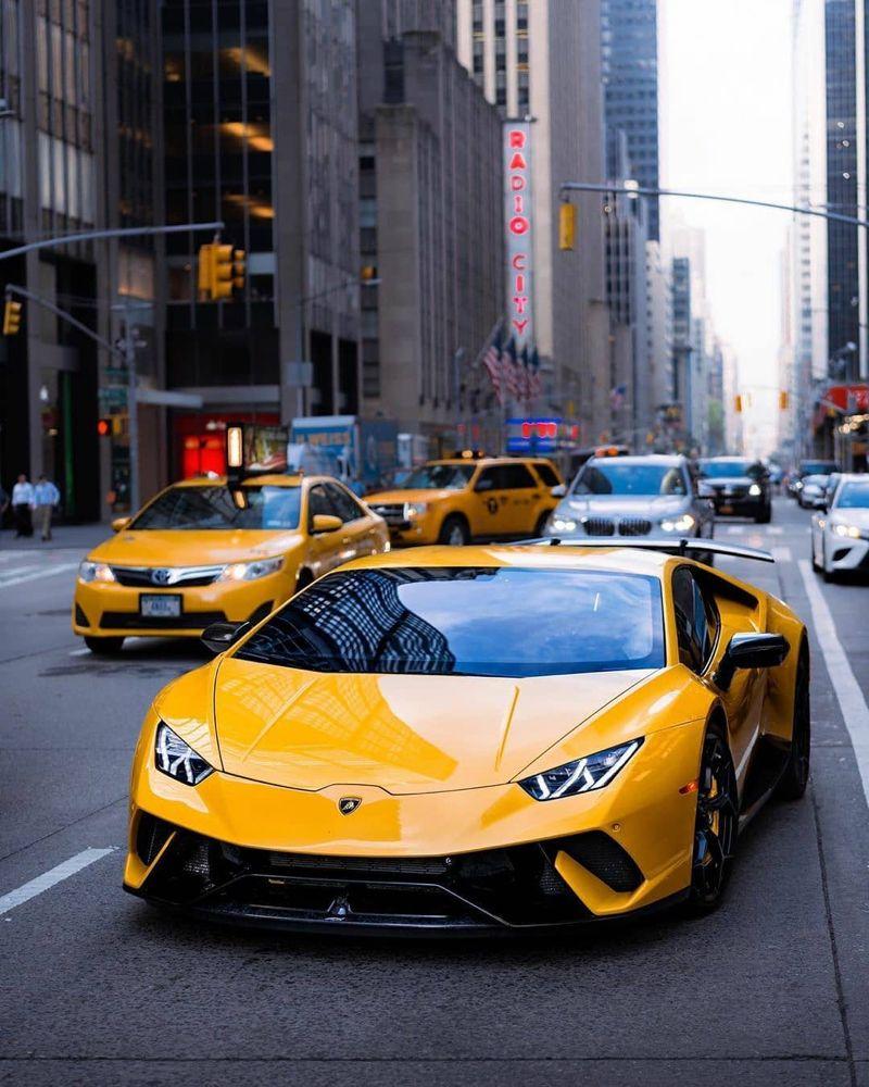 "Ferrari F8 Tributo Yellow: @thelamborghiniworld On Instagram: ""I Can Accept Failure"