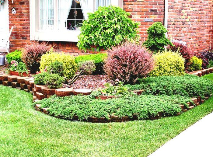 Gut 80 Gartengestaltung Vorschläge   Einfach, Aber Erfolgreich Den Garten  Gestalten