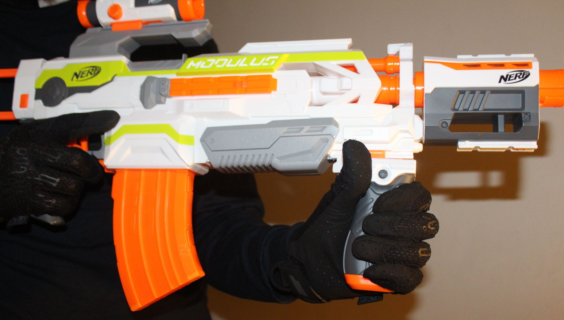nerf modulus review of performance