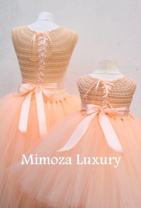 5d5a83ca994c6d Mother Daughter Matching Dresses Adult tutu dress от MimozaLuxury ...
