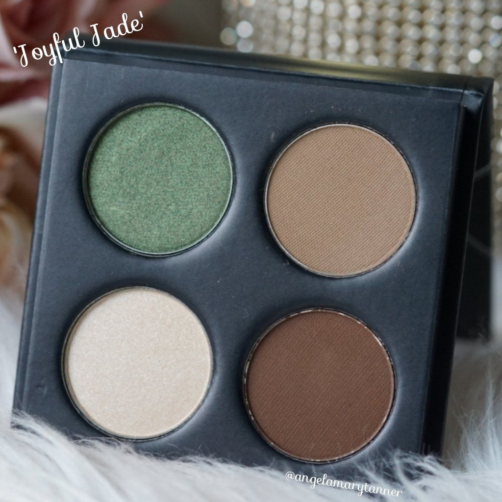 New Makeup Geek x Target Quads Info and Swatches Makeup