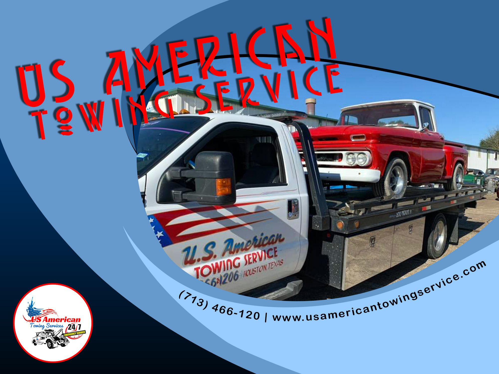 Fast tow truck service in houston tx in 2020 towing