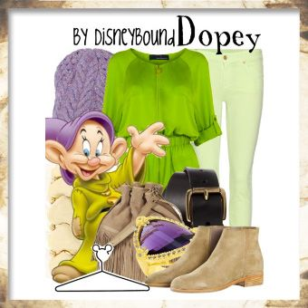 Adding a little color to your miner style is anything but dopey. http://bethe8thminer.com #8thminercontest