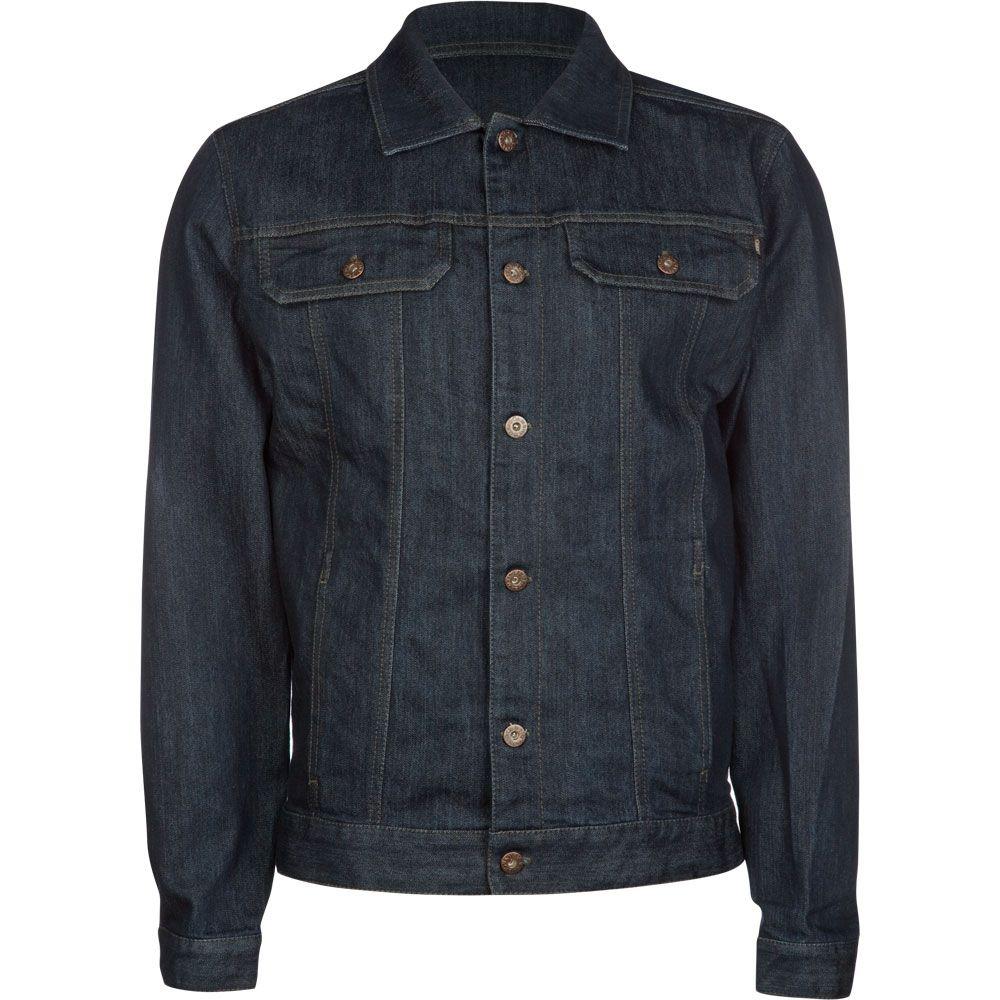 AMBIG Walker Mens Denim Jacket 224973818 | Jackets ...