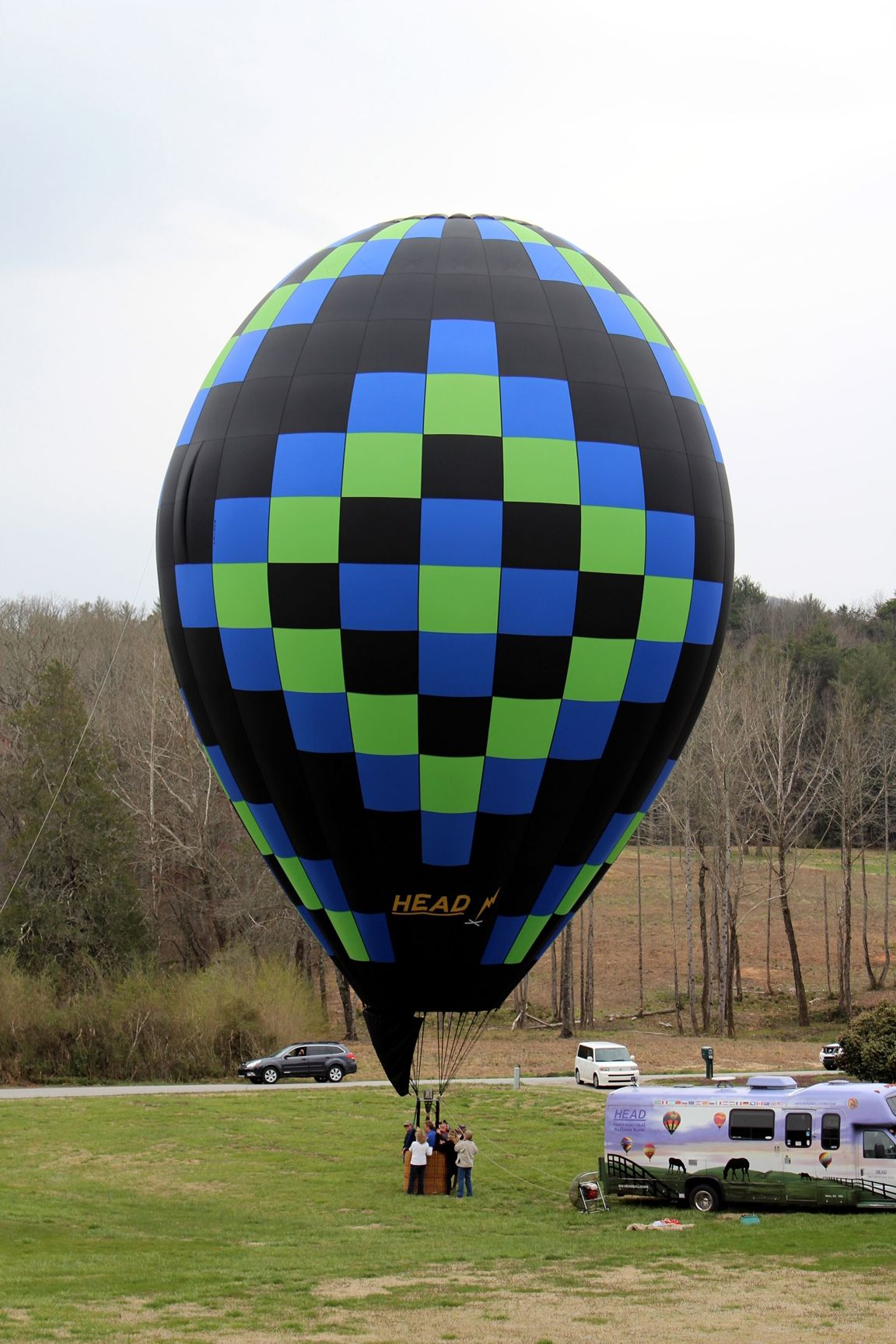 The Villages Polo Club, The Villages Balloon Festival, Hot
