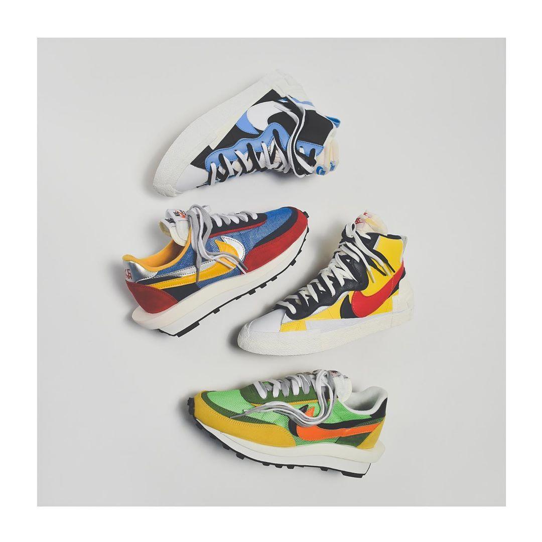 """Kith auf Instagram: """"Nike x Sacai"""
