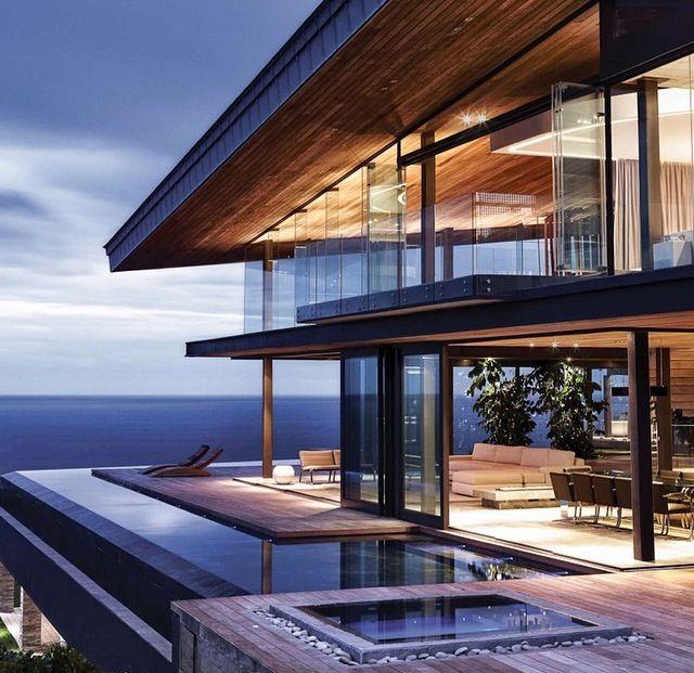 Architettura case da sogno arquitectura casas dise o for Case fatte da architetti