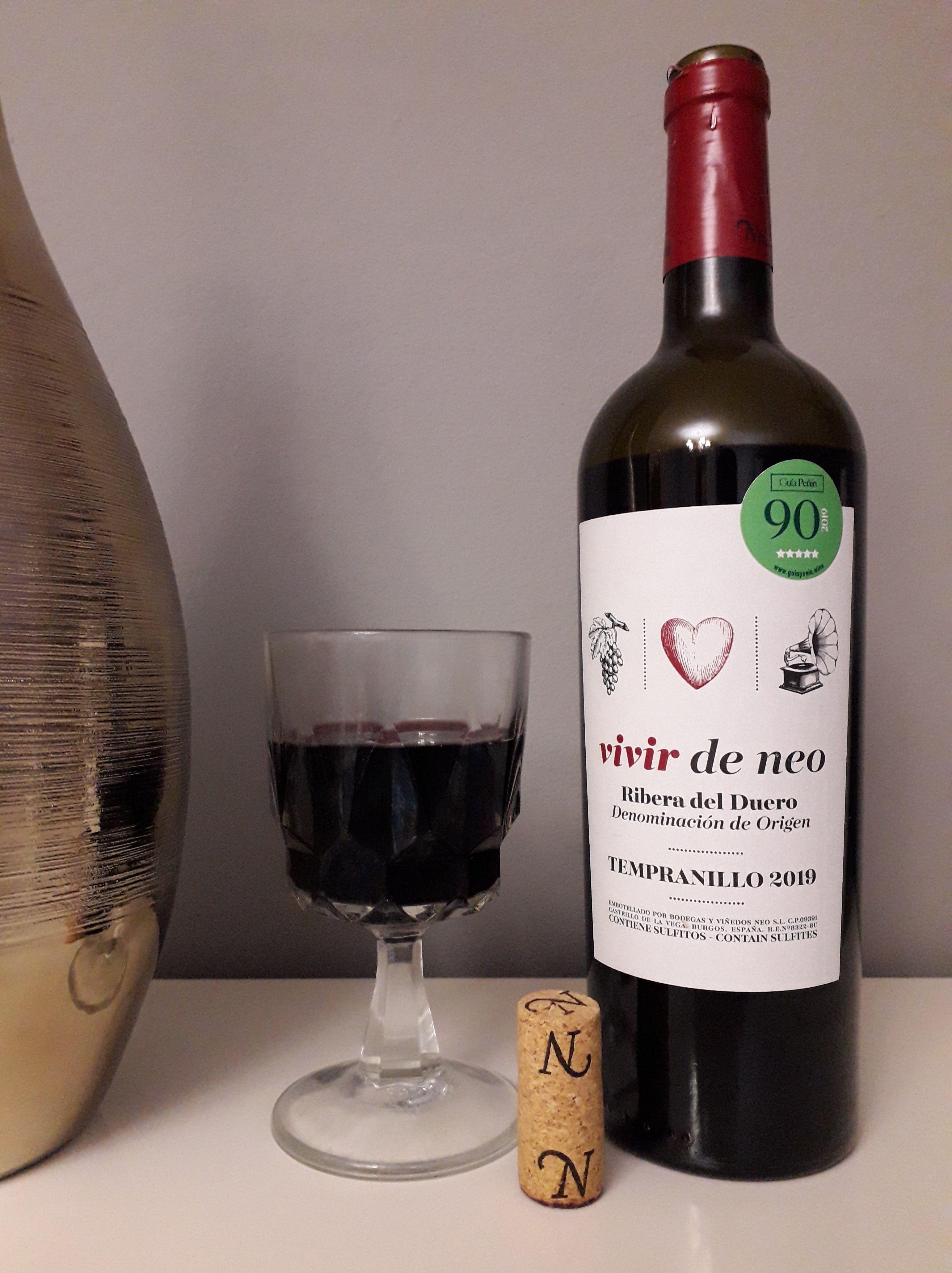 Vivir De Neo 2019 Vinhos
