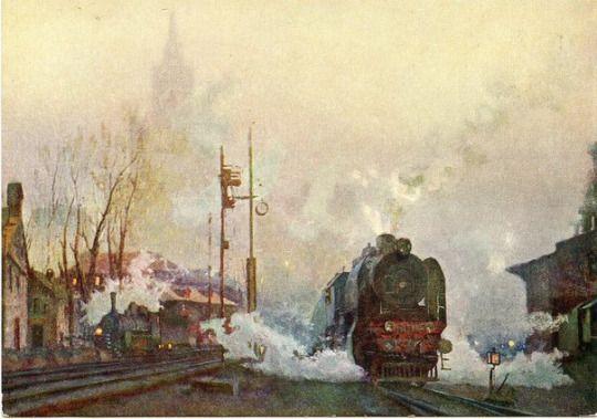 Soviet Postcards
