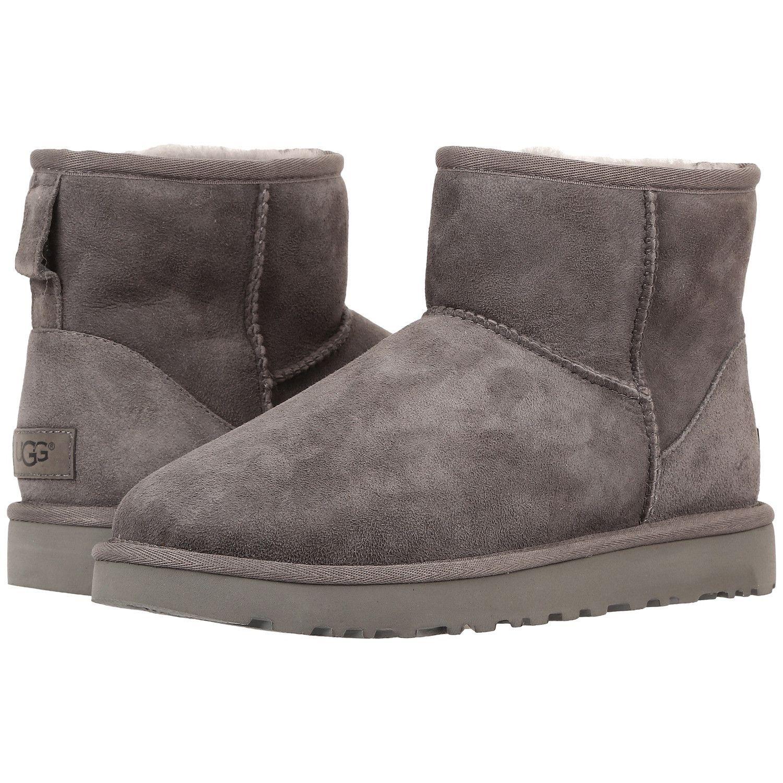 ugg classic mini ii women grey 1016222 uggs ugg boots uggs rh pinterest com