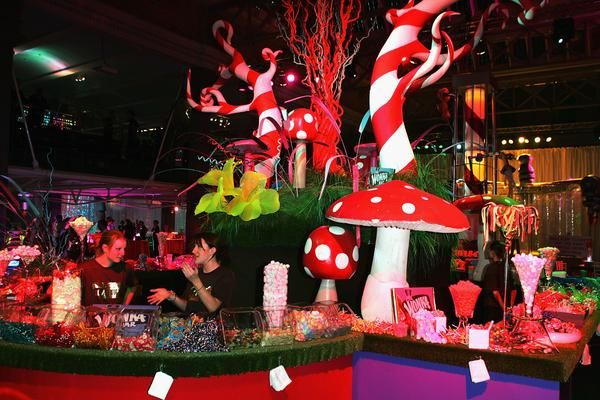 Willy Wonka Party Decoration Ideas