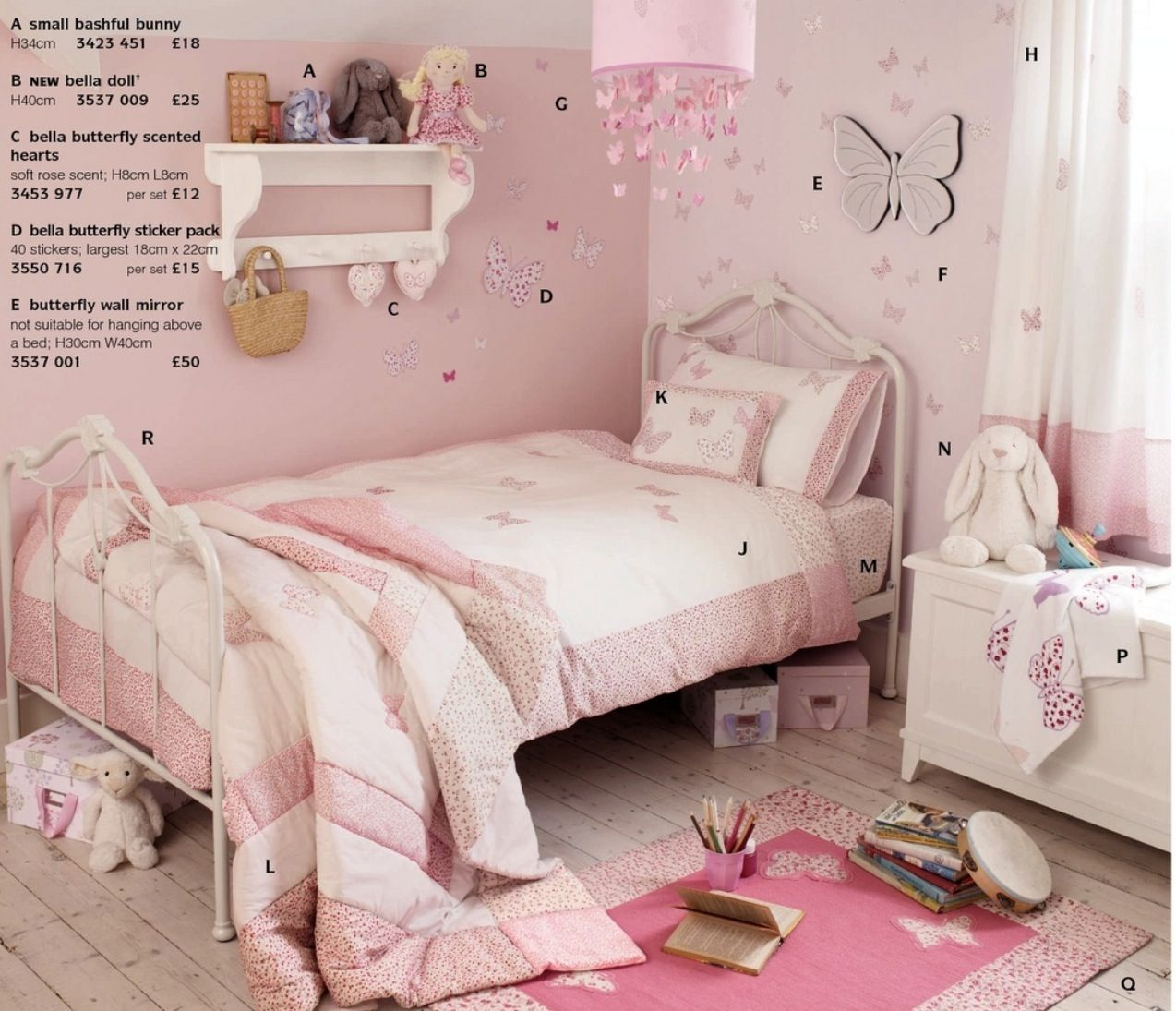 Explore Little Girl Bedrooms, Big Girl Rooms, And More!