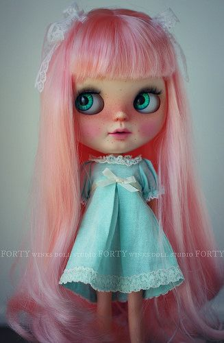 A Doll A Day. Jul 4. Independence Day. by Forty Winks Doll Studio, via Flickr