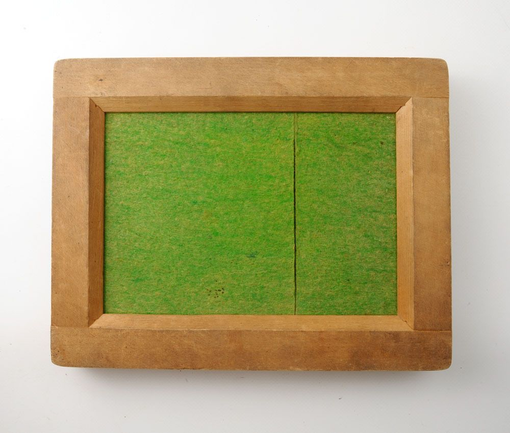 Vintage Wooden Contact Printing Frame Missing Glass | eBay ...