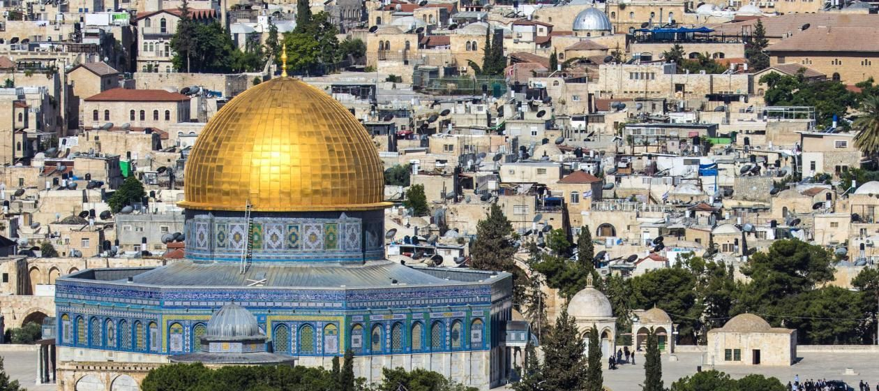 The United Nations recently passed a resolution which referred to the temple mount by Islamic names, but not Israeli: 24 UNESCO member states voted in favor of the resolution, 26 abstained, and onl…