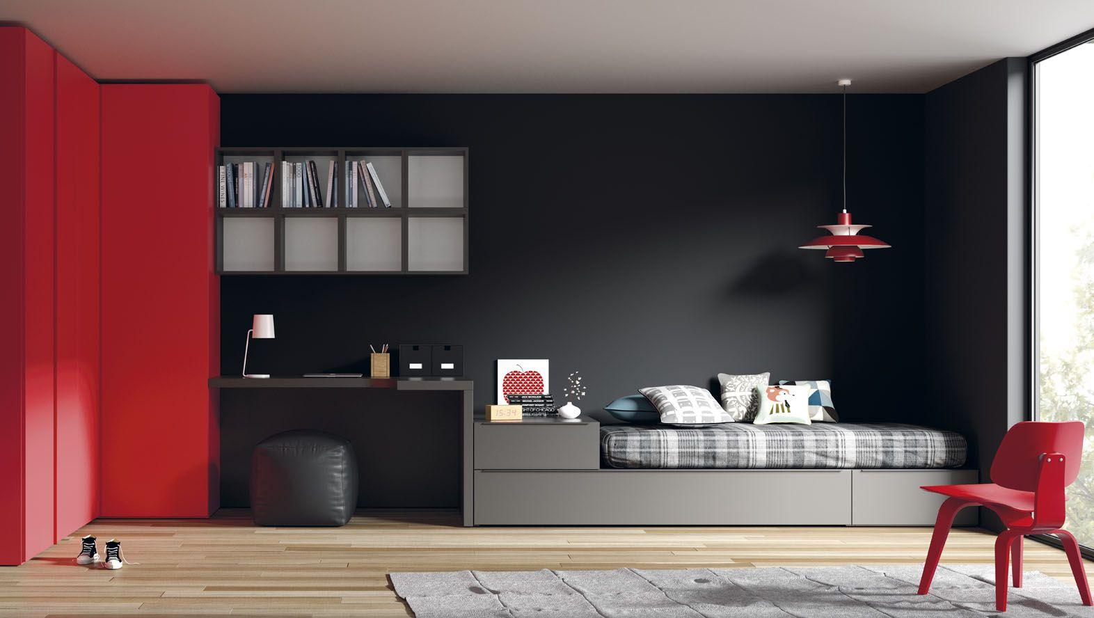 Composici N 43 Cat Logo Infinity Muebles Jjp Pinterest  # Muebles Necesarios En Un Dormitorio