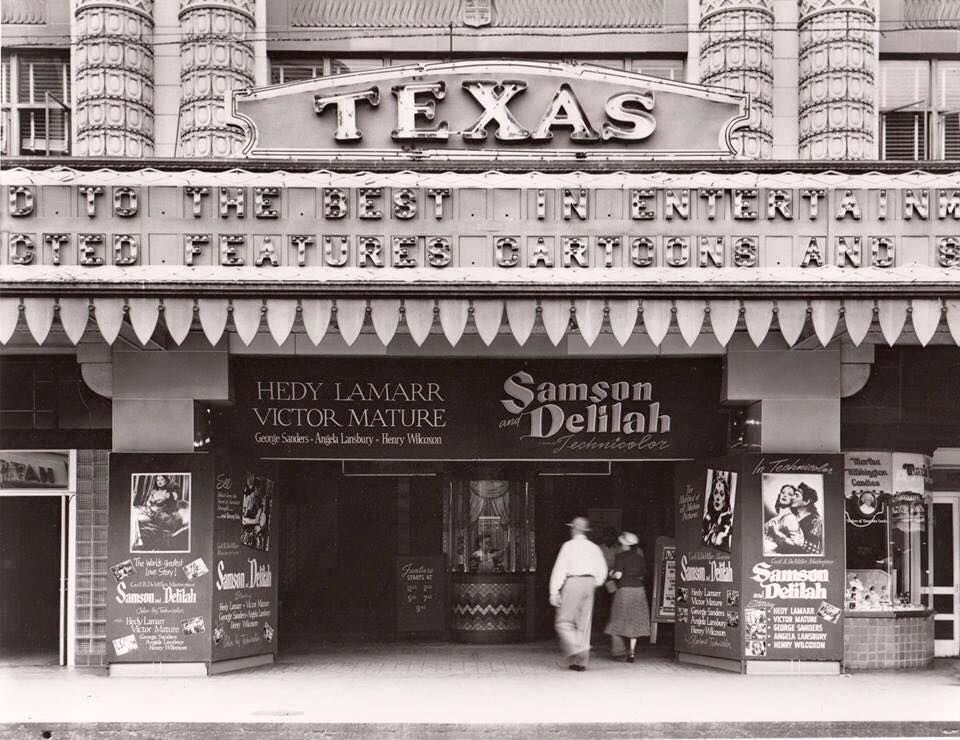 Texas mature theater