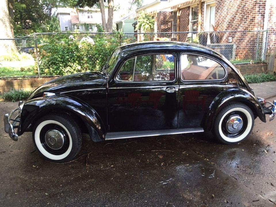1967 Volkswagen Beetle for sale near atlanta, Georgia 30312 ...