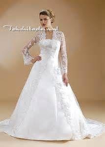 Wedding dress with long lace sleeves uk yahoo
