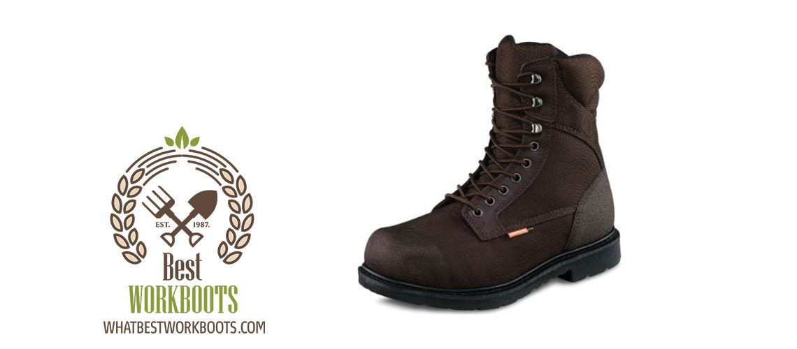 Red Wing WORX Cordura Review - http://www.whatbestworkboots.com ...