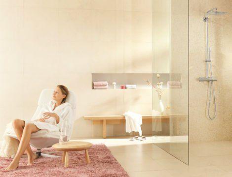 Enjoy GROHE - Every Day El cuarto de baño es ahora un lugar para el rejuvenecimiento....... http://issuu.com/siscocangrupocomercial/docs/grohe_exclusivas_colecciones_para_e/1…