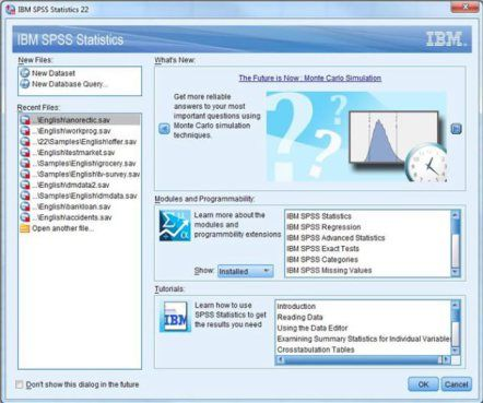 IBM SPSS Statistics 22 Crack + serial Key Latest Version