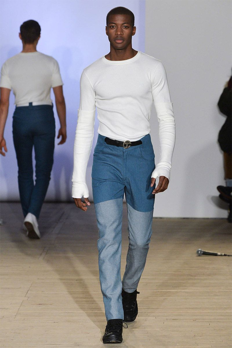NYFW Telfar Fall/Winter 2015