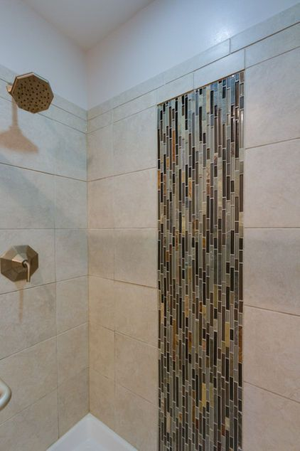 Vertical Mosaic Shower Tile Google Search Home Design