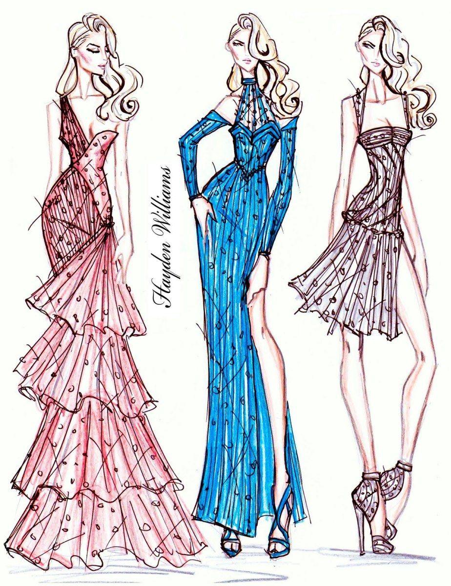 Модные Платья Карандашом