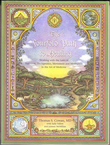 The Fourfold Path To Healing  Working With The Laws Of