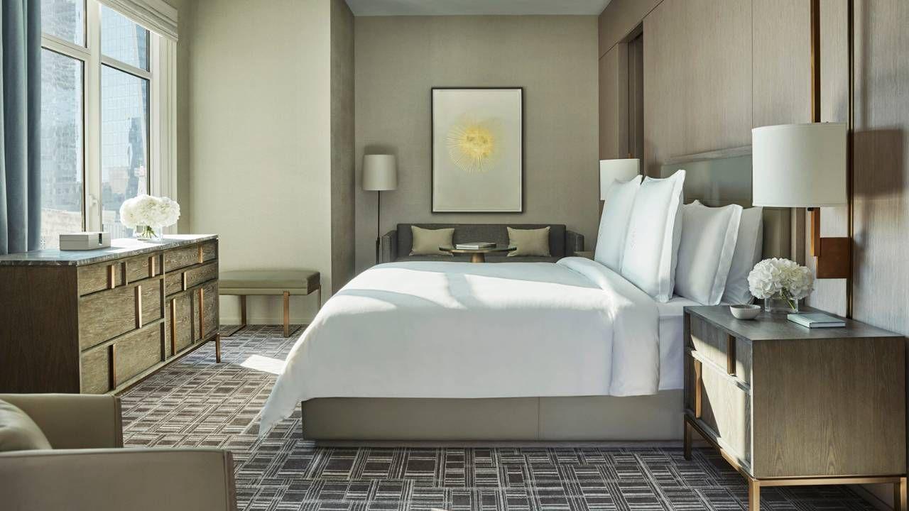 luxury hotel photos videos four seasons hotel new york downtown