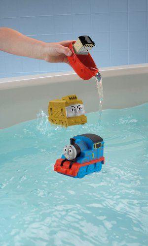 Amazon: Thomas the Train: Preschool Thomas Bath Tracks ... |Thomas The Train Toys Bath Time
