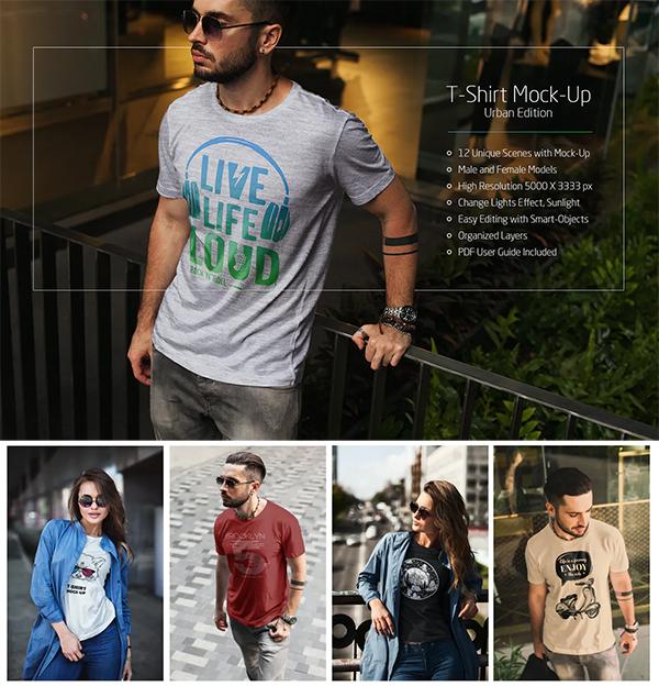 Download T Shirt Mock Up Urban Edition In 2021 Shirt Mockup T Shirts For Women T Shirt
