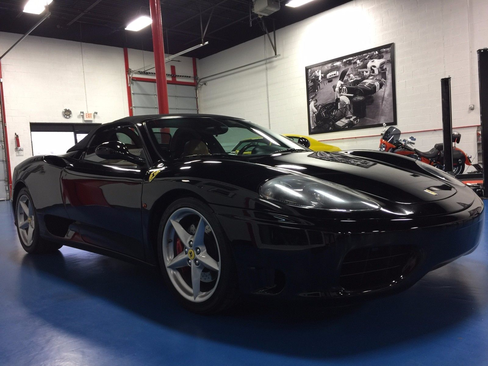 2018 ferrari 360 spider. perfect spider awesome amazing 2002 ferrari 360 spider f1 2018  check more at inside ferrari spider t