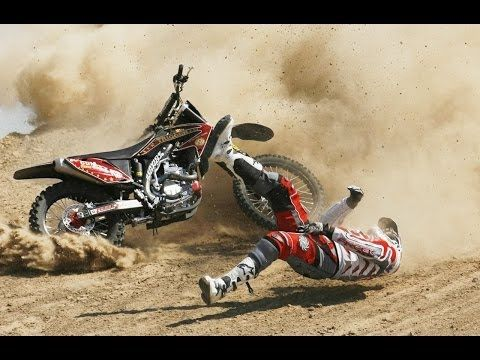 Funny And Scary Dirtbike Fails Youtube Dirt Bikes Dirt