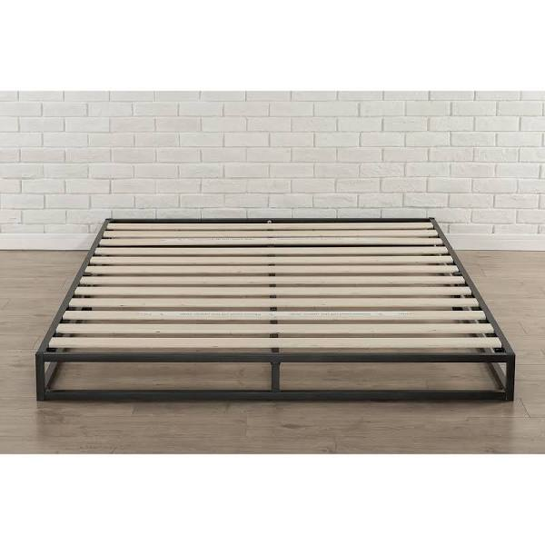 Priage 6 Inch Twin Size Metal Platform Bed Frame Black Google Shopping In 2020 Metal Platform Bed