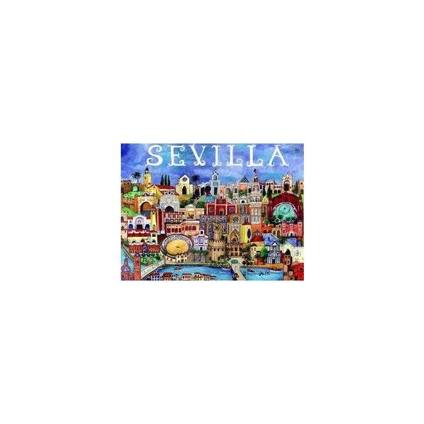 sevilla | Tumblr ❤ liked on Polyvore