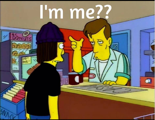 Image result for the simpsons im me