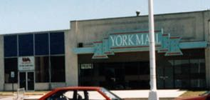 York Mall Lost To Wal Mart York York County York Pa