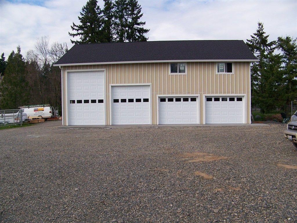 16x8 Garage Door Designs Modern Garage Design Garage Doors Garage Door Design Garage Design