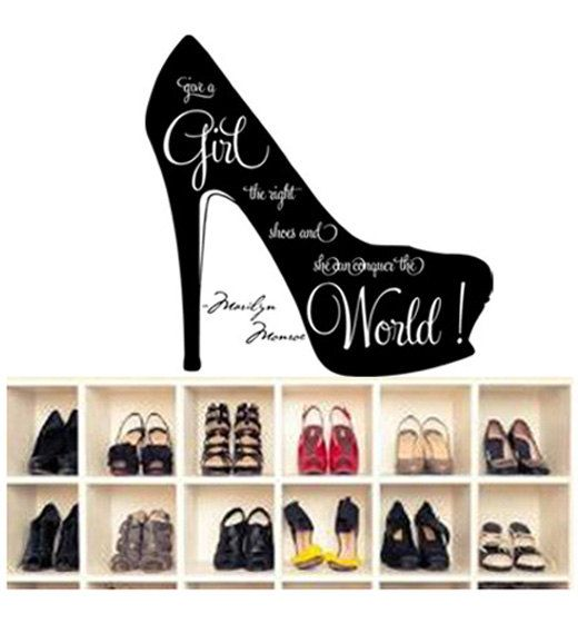 Marilyn Monroe quote wall decal  art wall lettering by ilovemyhome, $20.00