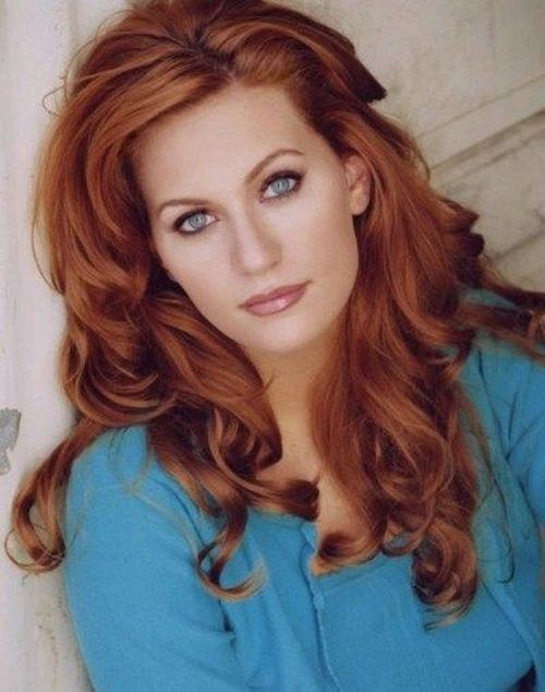 Best Hair Colors For Fair Skin And Blue Eyes Bing Images