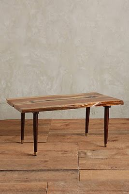 The Bohemian Home Coffee Table Coffee Table Wood Table