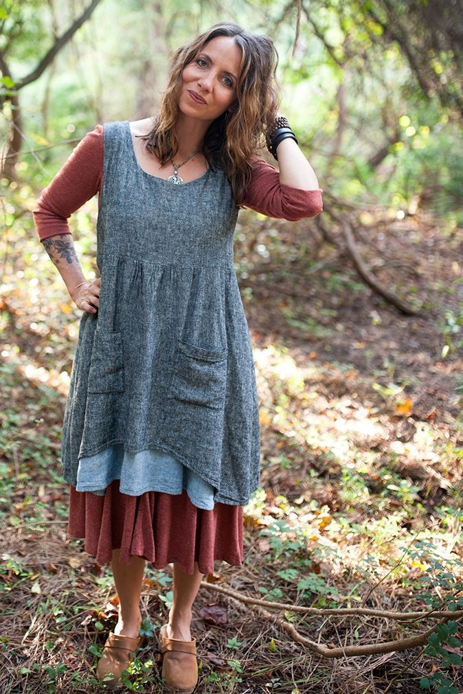 Reversible Metamorphic Dress PDF Sewing Pattern