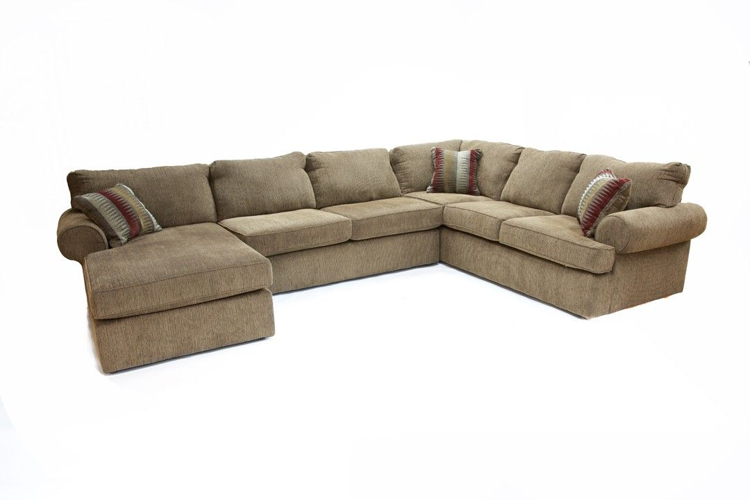 Genial Napa Treasure Sectional Living Room   Living Room | Mor Furniture For Less