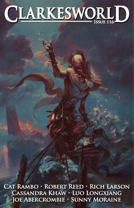 Clarkesworld Magazine - Science Fiction & Fantasy : Ananiel