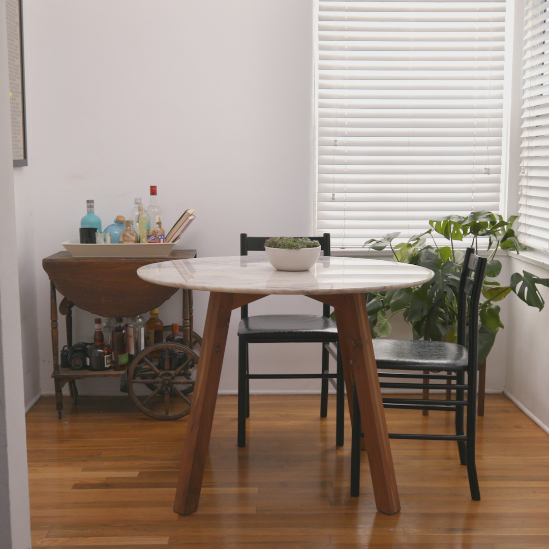 A dining room refresh that you won 39 t have to quit your day - Interior design jobs in austin tx ...