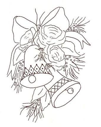 Resultado de imagen para pintura em tecido natal | dibujos para ...